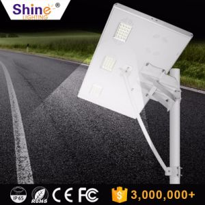 60 Watt Motion Sensor LED Solar Street Light All in One pictures & photos