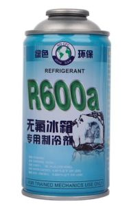 Environment-Friendly Refrigerant Isobutane R600A pictures & photos
