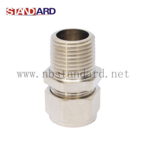 Male Thread Coupling with Nickel Plated pictures & photos