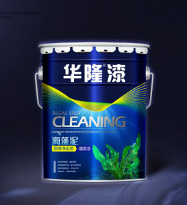 Hualong Seaweed Easy Rub up Absorb Aldehyde Wall Paint pictures & photos