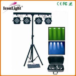 Full Set High Power LED PAR Set 36PCS Each 9*3W pictures & photos