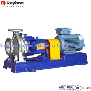 Single Stage Single Suction Horizontal Centrifugal Pump
