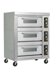 Gas Oven for Bakery Pizza Bread and Egg Tart pictures & photos