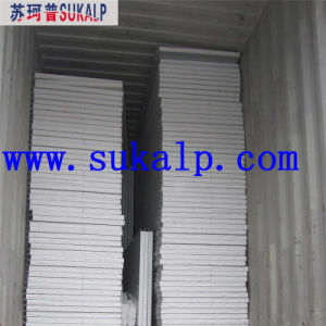 EPS Sandwich Panel Polystyrene Sandwich Panel pictures & photos