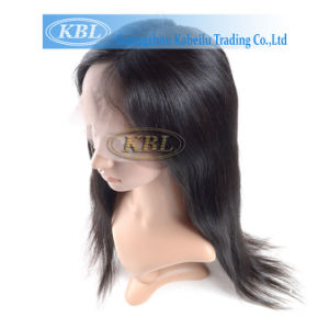 130% Density Cambodian Hair Full Lace Wig pictures & photos