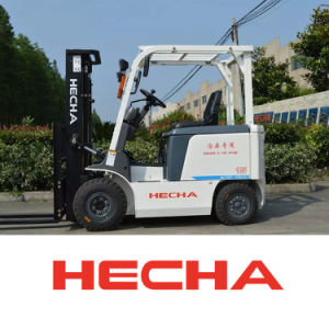 2 Ton Electric Forklift with Battery and Charger China pictures & photos