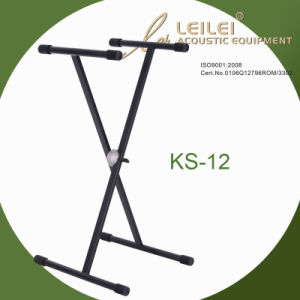 Heavy-Duty Single X Keyboard Stand-Ks-12 pictures & photos
