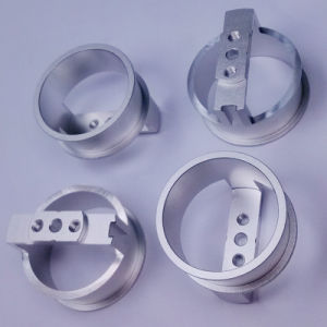 Aluminum Coil Housing for Industrial Components pictures & photos