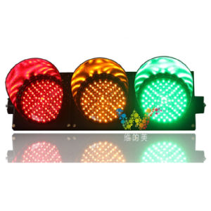 High Waterproof Crossing Road 200mm LED Traffic Light pictures & photos