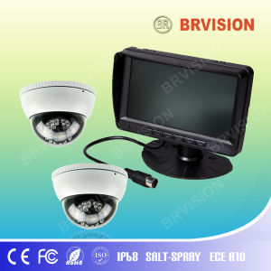 Bus Security System /7inch TFT Digital Car Monitor /Dome Camera pictures & photos