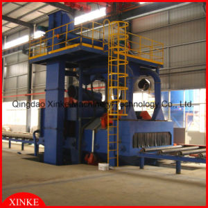 Metal Surface Cleaning and Strengthening Shot Blasting Machine pictures & photos