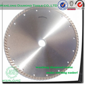 Diamond Tile Saw Blade for Stone Cutting -Diamond Saw Blade for UK pictures & photos