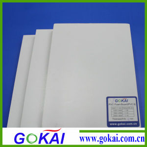 High Quality PVC Foam Board Milk White Color pictures & photos