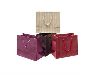 Paper Gift Bag Printing Service (jhy-068) pictures & photos