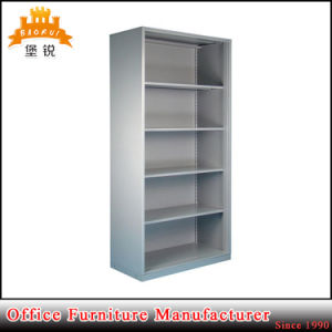 Factory Supply Cheap Steel Open Bookshelf pictures & photos