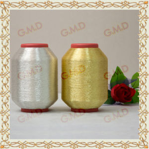 St Pure Golden Pure Silver Metallic Yarn
