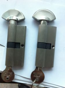 Good Quality Door Lock Cylinder for Inner Door (cyl-01-02 cp) pictures & photos