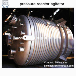 Stainless Steel Customized with Pressure Industrial Reactor Agitator a-01