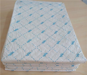 Medical Sheet, Home or Hospital Use Under Pad with Printed pictures & photos
