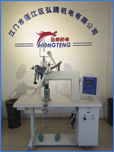 PU Zipper Tape Hot Air Sealing Machine