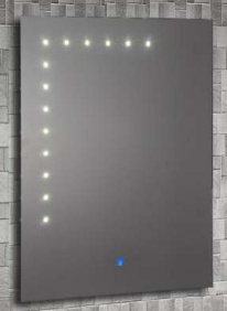 Factory Bathroom LED Mirror with Light (LZ-019) pictures & photos