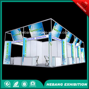 Hb-L0004 3X3 Aluminum Exhibition Booth pictures & photos
