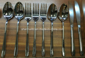 Stainless Steel Cutlery Set 085 pictures & photos