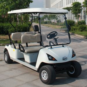 Marshell Factory CE Approve 4 Seats Golf Buggy (DG-C4) pictures & photos
