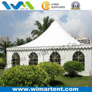8X8m High Peak Receiption Event Pagoda Tent pictures & photos