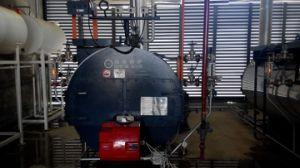 Fuel Gas/Diesel/Heavy Oil 70bhp Steam Boiler pictures & photos