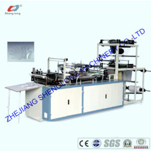 Diaposable Plastic Glove Making Machine (SL-500) pictures & photos