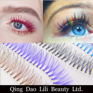 Lilibeauty Volume Lash Fans Individual Lashes Knot Free Cluster Eyelashes for Sale pictures & photos