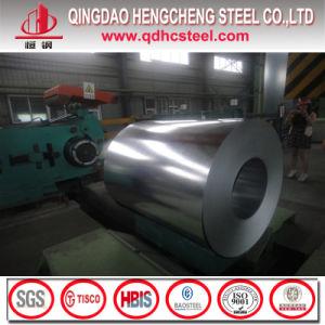 Sgch JIS 3302 Regular Spangle Zinc Coated Steel Coil pictures & photos