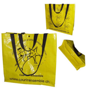 PP Woven Shopping Bag Packaging Bag pictures & photos
