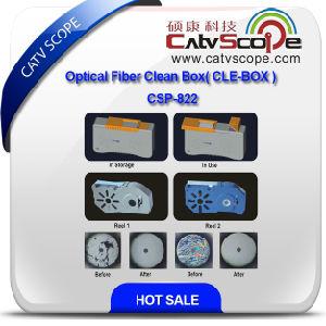 Optical Fiber Clean Box (CLE-BOX) Csp-822