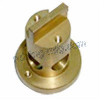 CNC Turning Milling Compound Machining Brass Accessories