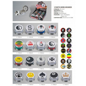 Smoking Colorful Grinder/Cutter