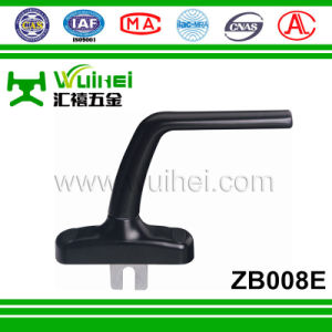 Die Casting Multi Point Lock Window Handle (ZB008E) pictures & photos