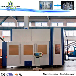 Blow Moulding Machine 4 Cavities for Small Bottles pictures & photos
