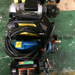 1160psi 8L/Min Electric Pressure Washer (HPW-DTE0808DC) pictures & photos