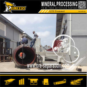 Mobile Gold Mining Screening Washing Machine Gold Processing Trommel Plant pictures & photos