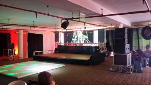 Dual 8 Inch Active Line Array Sound Equipment pictures & photos