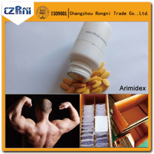 Oral Prescriptions and Safe Steroid Powder Arimidex with Good Price pictures & photos