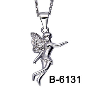 New Styles 925 Sterling Silver Micro Setting Angel Pendant pictures & photos