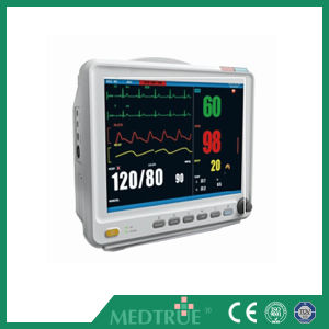 Ce/ISO Medical 12.1 Inch Portable Multi-Parameter Patient Monitor (MT02001001) pictures & photos