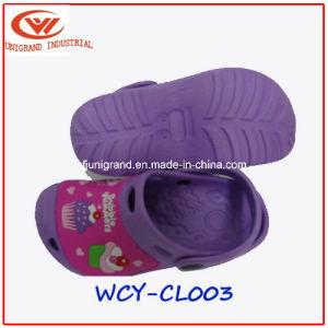 Confortable Children EVA Clog Shoes pictures & photos