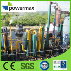 Palm Trunk Biomass Gasification Plant, Powermax Generator, Biomass Plant