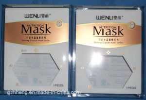 Custom Plastic Packaging Box for Mask (PVC printing box) pictures & photos