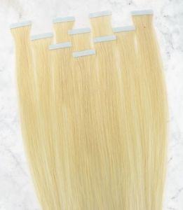 Best Remy Tape Hair Human Hair Extensions pictures & photos