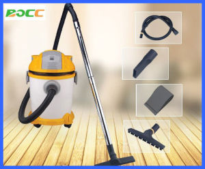 CE GS RoHS Silent Wet and Dry Vacuum Cleaner